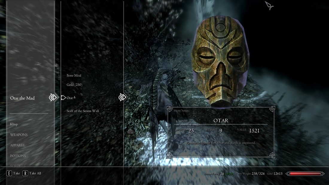 Otar the Mad : Elder Scrolls Skyrim - Skyrim Mods & More